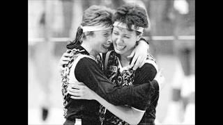 Легендарная победа советских волейболисток 1988г.