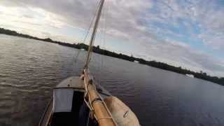 Sailing On The Norfolk Broads- July 2015