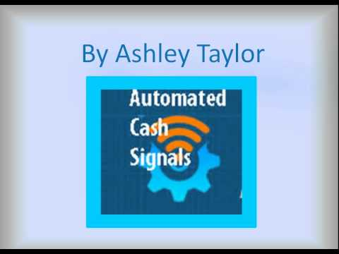 Automated Cash Signals By Ashley Taylor RISKY?  Overview/Binary Options-Tips to Avoid Risk