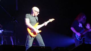 Hordes Of Locust- Joe Satriani Vancouver Jan 7 2011