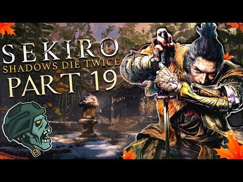 "sekiro:-shadows-die-twice-gameplay-walkthrough-part-19---""armored-warrior""-(let's-play)"