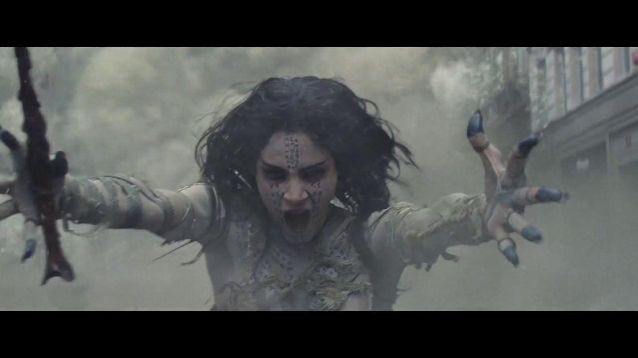 Мумията - първи трейлър