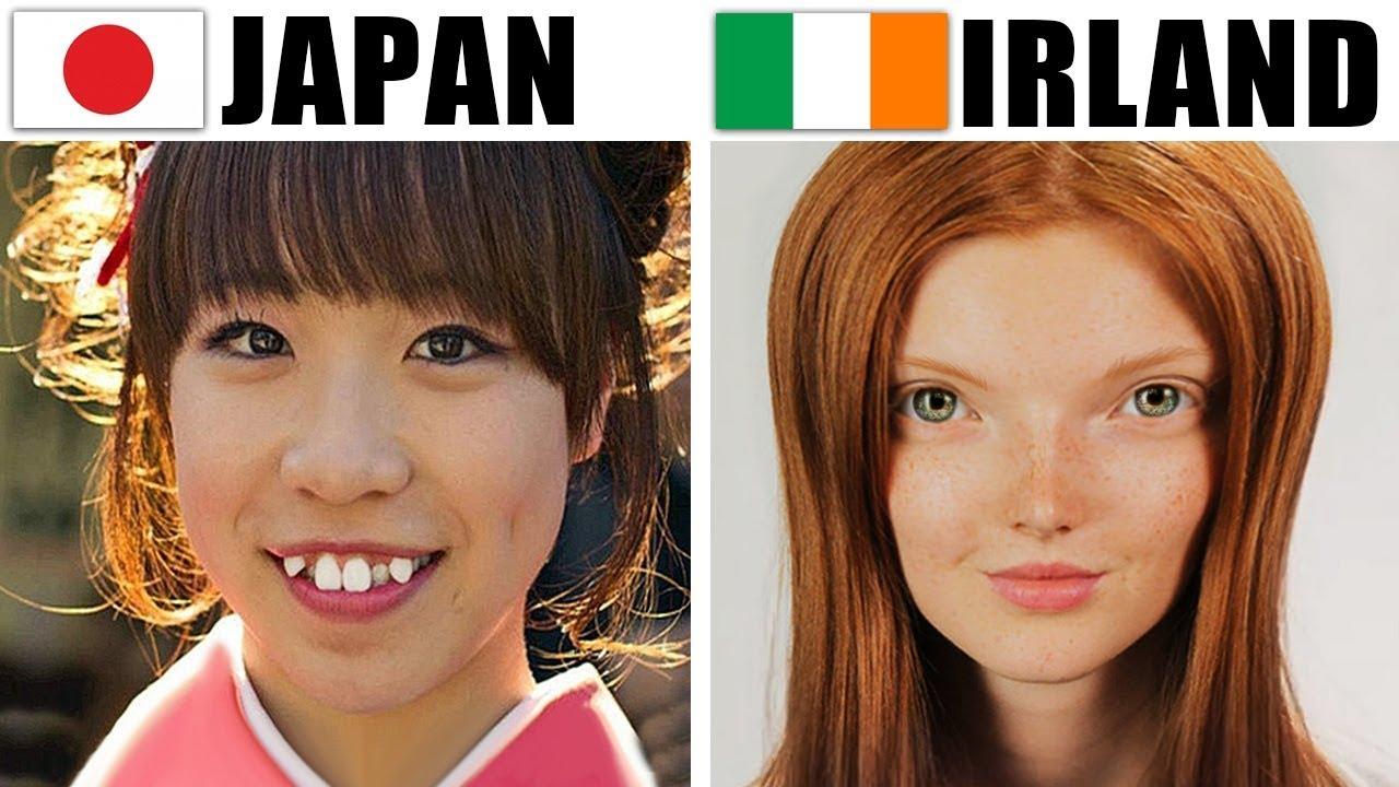 Beauty-Standards in verschiedenen Ländern der Welt!