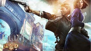 Bioshock Infinite - Kill Count
