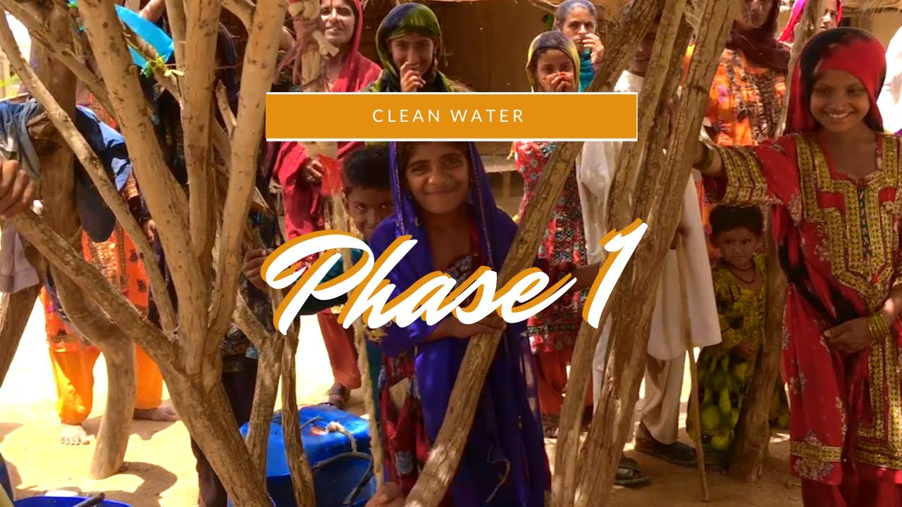 HayaHelps | Journey to Clean Water: Phase 1 Ep. 1