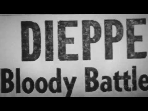 16x9 - A Massacre: Dieppe Raid in WWII