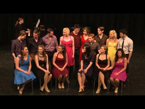 "UC_CCM Musical Theatre's Class of 2013 - ""Flight/Somewhere"" Medley"