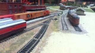 N Scale Train: Cmmra Display Train