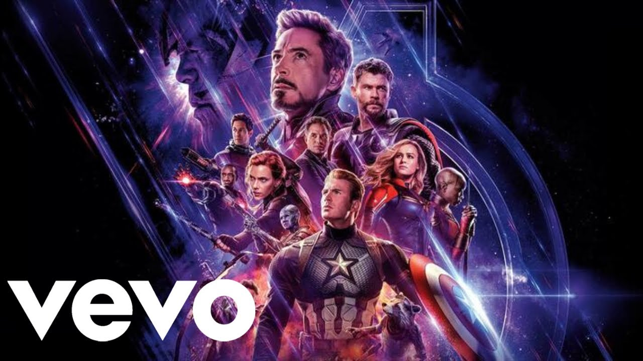 Avengers - Fight as One (Bad City)