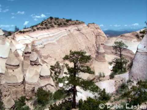 TENT ROCKS - Ancient Wonder of New Mexico