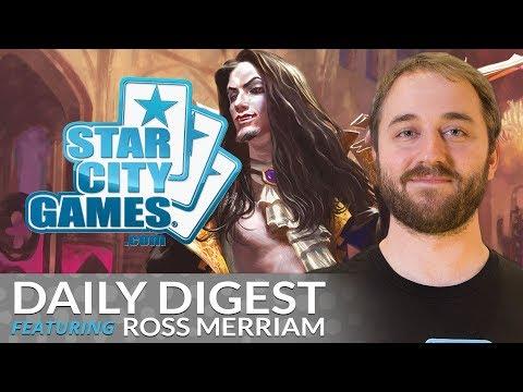Daily Digest: Jeskai God-Pharaoh's Gift with Ross Merriam [Standard]