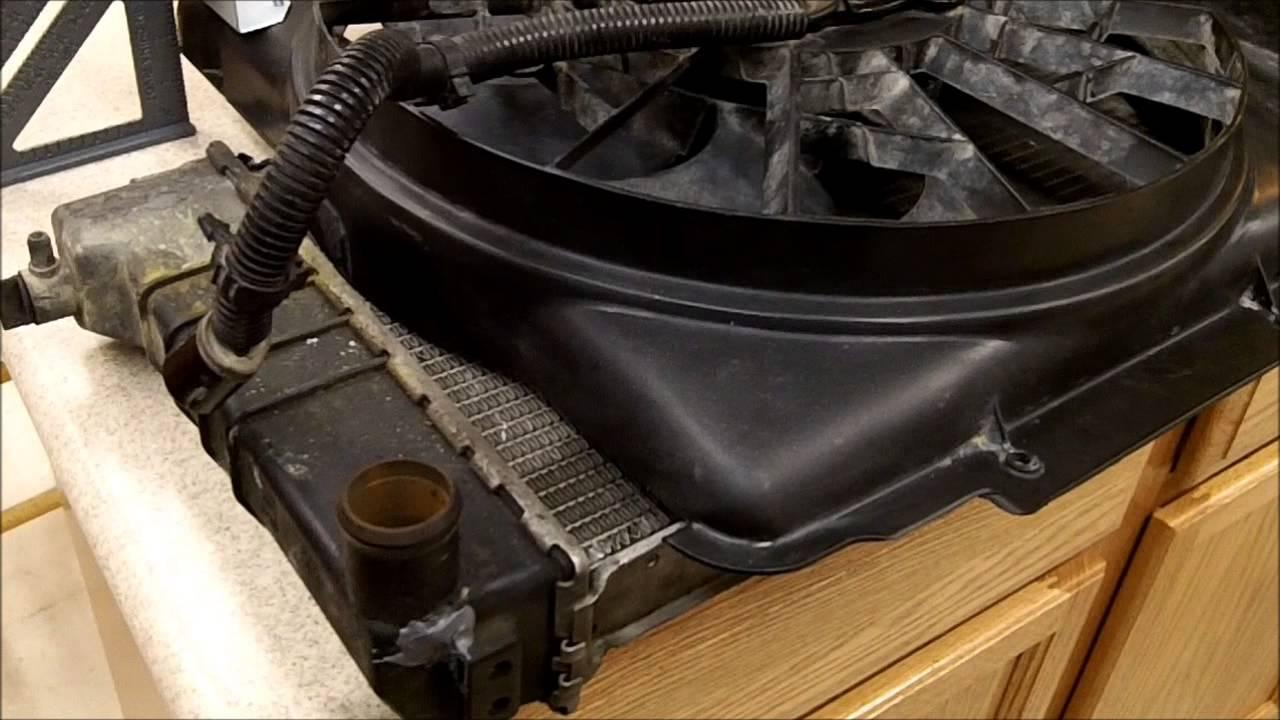 how to install a taurus fan in a jeep cherokee xj youtube rh youtube com