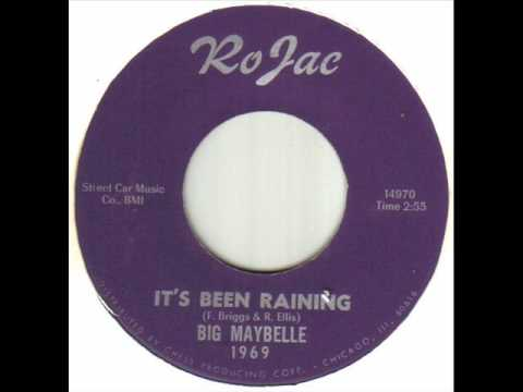 Big Maybelle - It's Been Raining.wmv