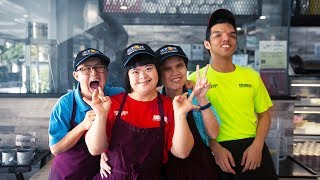Giving Adults With Special Needs A Chance At Employment: APSN Café for All