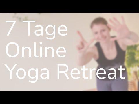 7 Tag Yoga Programm | Achtsamkeit & Bewusstsein | Intro | kostenlos