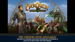 EverQuest: Empires of Kunark Expansion Stream