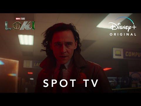 Loki - Spot : Miss Minutes (VF)   Disney+
