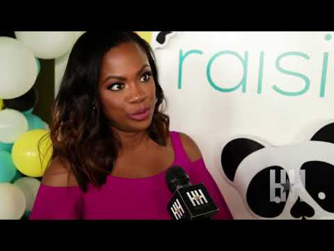 Exclusive: Kandi Burruss Gives The True Tea About Kenya Moore's Marriage