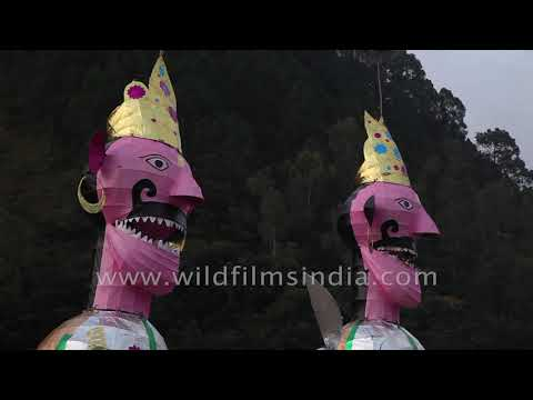 Dussehra in the high