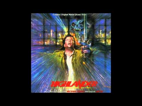 Highlander OST - Michael Kamen - Training MacLeod