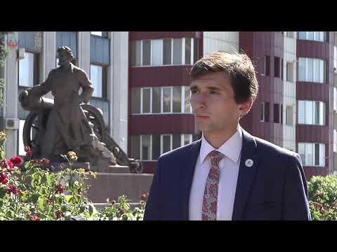 lgikvideo: Встреча Главы города Луганска с молодёжью