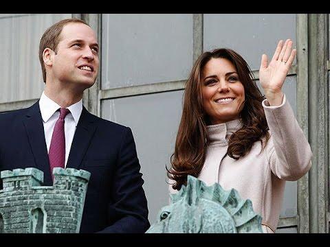 Принц Уильям грубо подшутил над Кейт Миддлтон