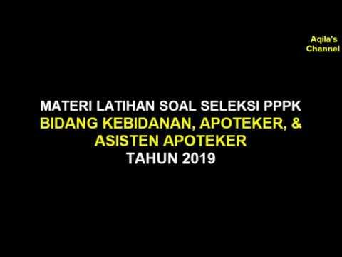 Contoh Soal Cpns 2018 Latihan Soal Seleksi Pppk 2019