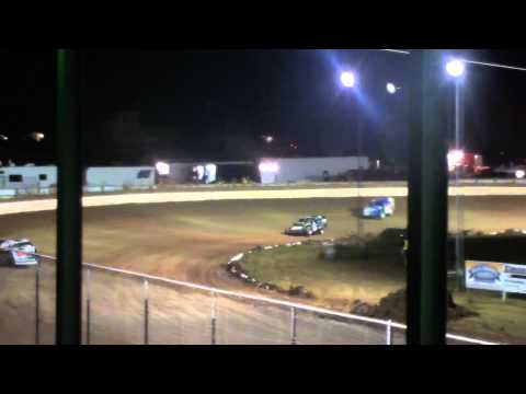Cory Mahder - July 26th, 2013 - 5th Place - Heat - Red Cedar Speedway