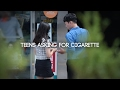 JAYKEEOUT : Teenagers Asking Adults to Buy Cigarettes