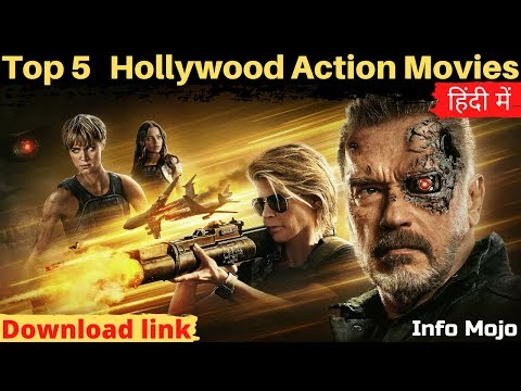 🔥 Top 5 Best Hollywood Action Movies In Hindi Of 2019 | Best Hollywood Movies In Hindi