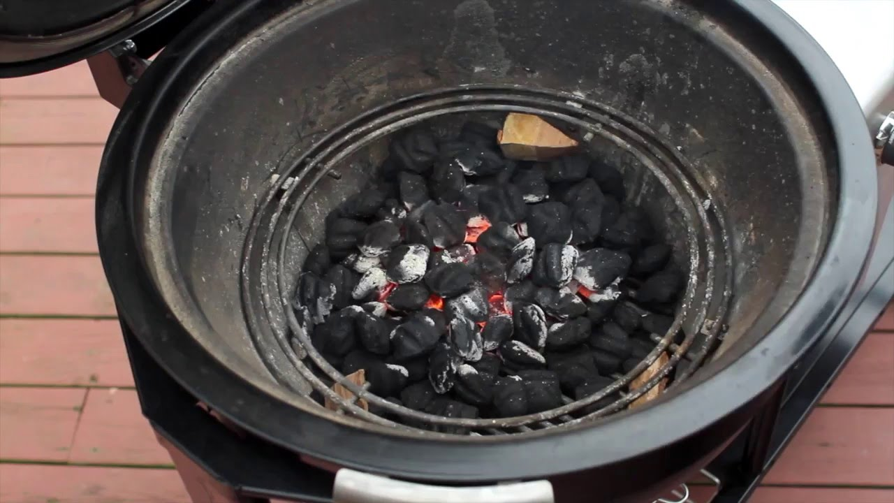 Weber Summit Charcoal Holzkohlegrill : Weber summit charcoal grill this grill will do it all youtube