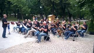 Mоя страна, моя България. Градски духов оркестър-Пловдив