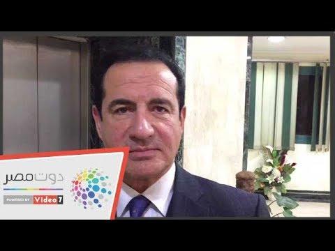 الفنان محمد ثروت مصر قادرة على تنظيم بطولة أفريقيا  - 18:54-2019 / 1 / 8
