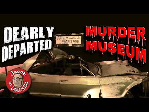 Hollywood Death and Murder Museum And Tour with Scott Michaels