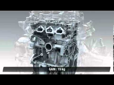 renault energy tce 90 engine youtube. Black Bedroom Furniture Sets. Home Design Ideas