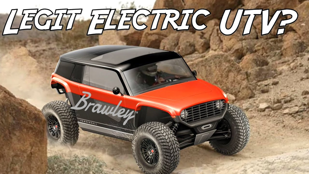 First Impressions - Brawley All-electric Side-by-side