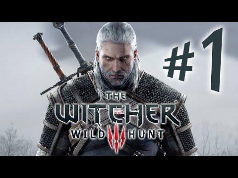 The Witcher 3 Wild Hunt - Parte 1: Geralt de Rivia [ Playstation 4 - Playthrough PT-BR ]