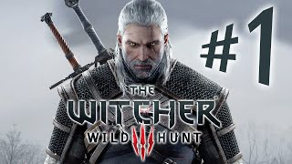 The Witcher 3 Wild Hunt - Parte 1: Geralt de Rivia [ Playstation 4 - Playthrough PT-BR ]