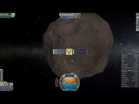 Kerbal Space Program - Asteroid Intercept Mission - Part 1