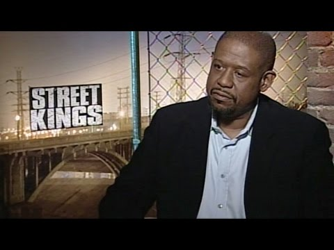 'Street Kings' Forest Whitaker Interview