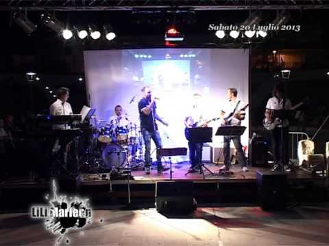 Lili Marleen Band - Fondi 20 Luglio 2013