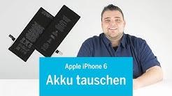 iPhone 6 – Akku tauschen [Reparaturanleitung]