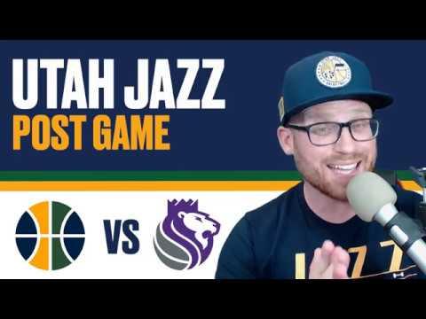 Utah Jazz vs Sacramento Kings: Post Game Reaction