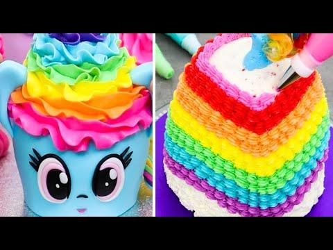 Amazing Cakes & Cupcakes Ideas COMPILATION | Cake Decorating For Birthday