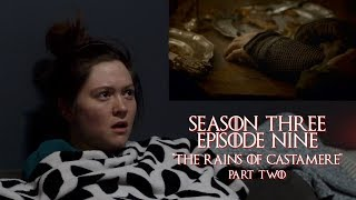 """Hogwarts Reacts: Game of Thrones S03E09 """"The Rains of Castamere""""(Red Wedding) part two"""