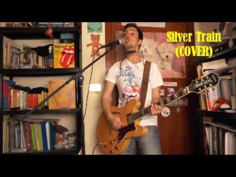 The Rolling Stones - Silver Train (cover, guitar/harmonica/vocals)