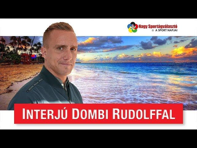 Interjú Dombi Rudolffal