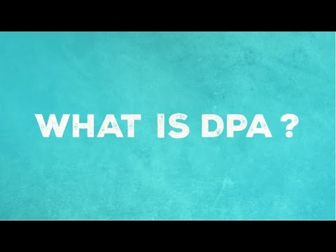 What is the Data Protection Act (DPA)?