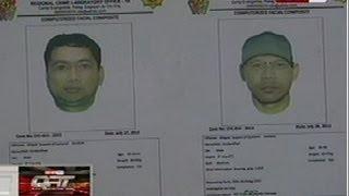 QRT: Facial composite sketch ng mga suspek sa pagsabog sa CDO, inihambing sa nakita sa CCTV