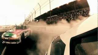 video thumbnail of Drifting FR-S Scion Racing GReddy Ken Gushi